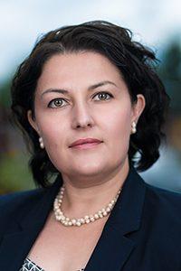 Olga Schwarzkopf  GlobalTrade Corporation's VP, Business Development